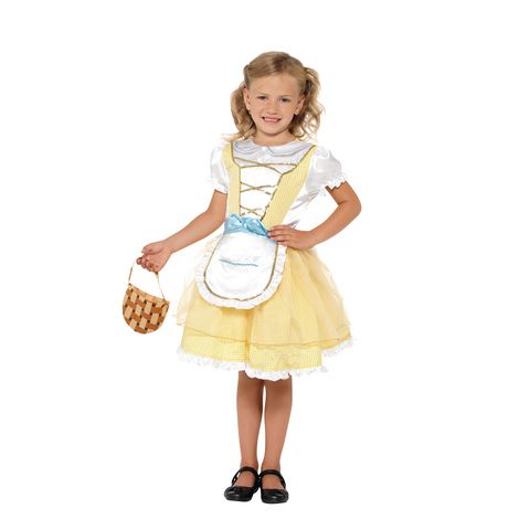 Goldilocks Childrens Costume educational supplies from teachtastic.co.uk