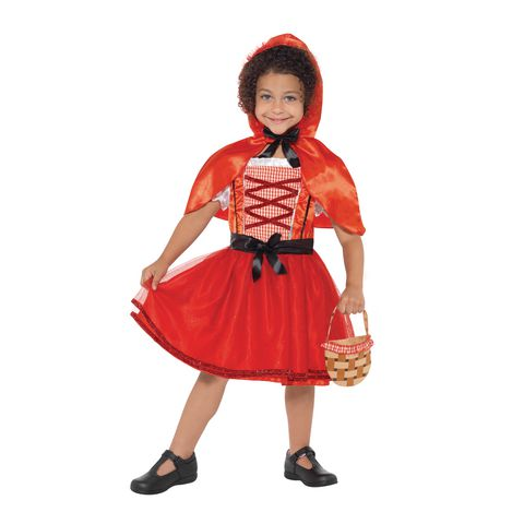 Little Red Riding Hood Childrens Costume