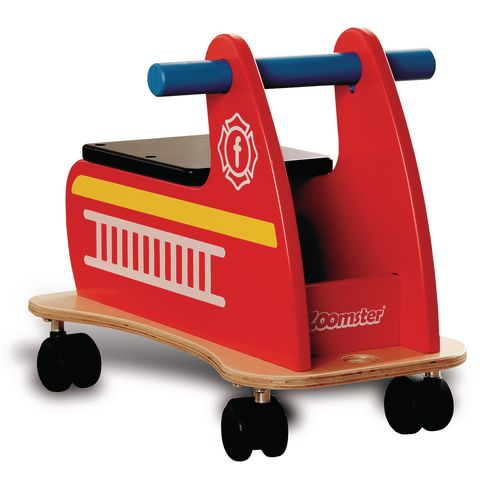 Millhouse Zoomster Fire Engine