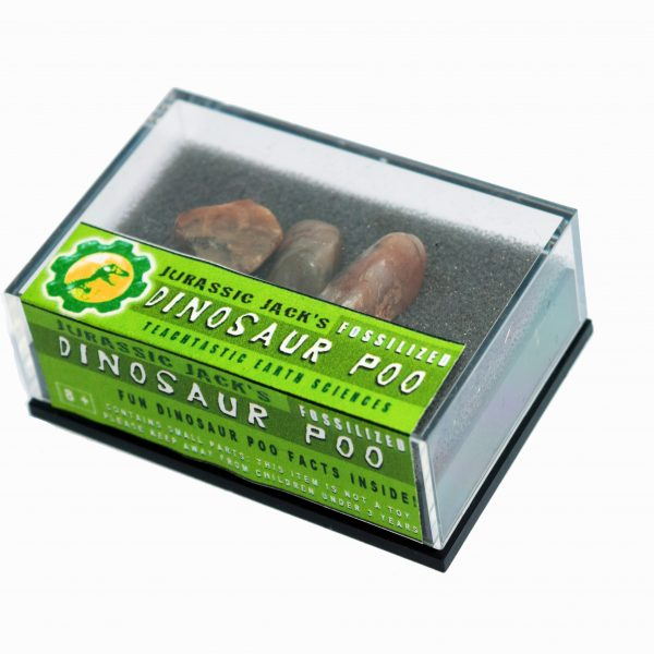 jurassic jacks dinosaur poo box collection