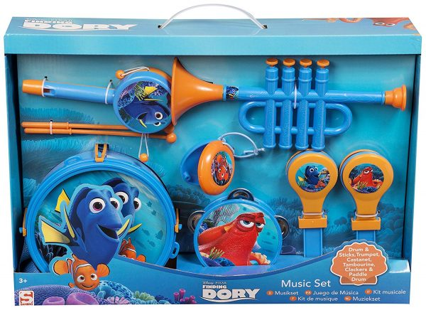 finding_dory_music_instrument set