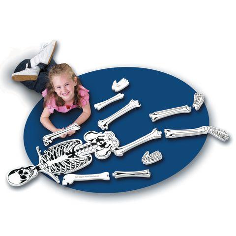 Life Size Skeleton Floor Puzzle