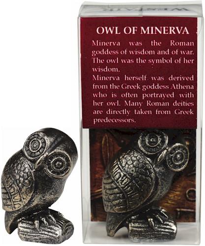 Mini Owl of Minerva