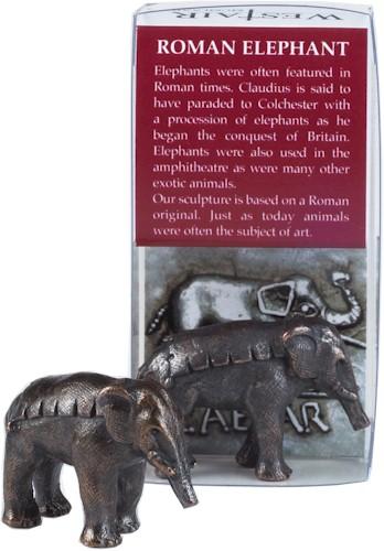 Mini Roman Elephant