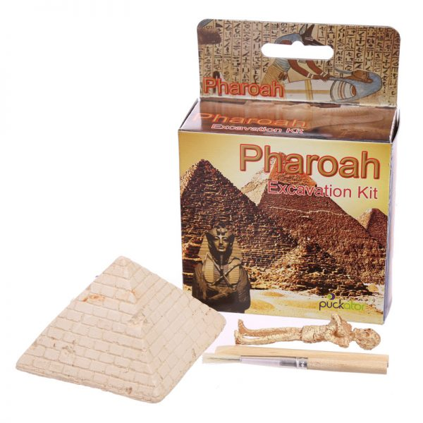 Mummy and Pyramid Egyptian Dig Kit