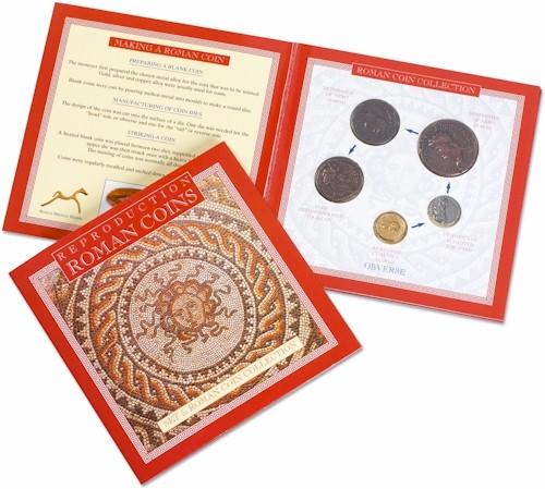 Roman Coin Set 5 - Roman Coin Collection
