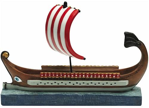 Roman Galley Model - 15cm