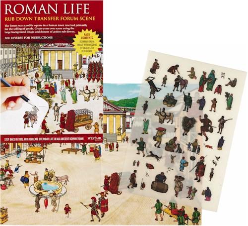 Roman Life Transfer Pack