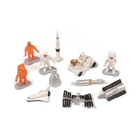 Space Figures Set