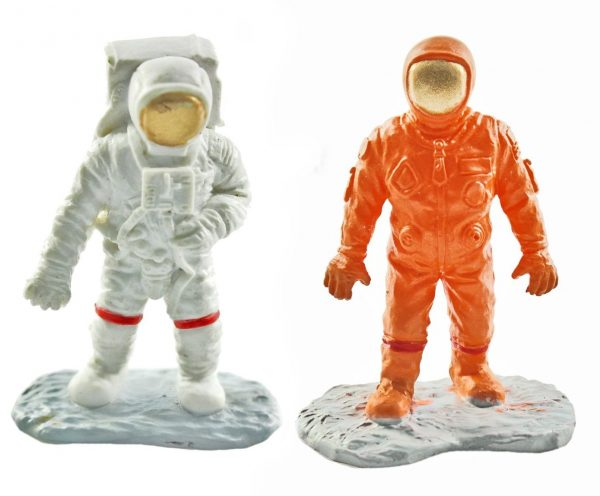 Space Toob figure set