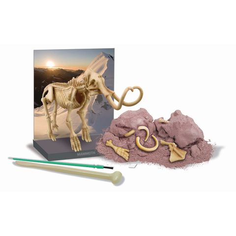 Wooly Mammoth Excavation Set