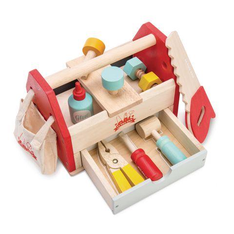 Kids Carpenter Tool Box
