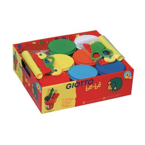 Giotto Bebe Play Dough Tool Set