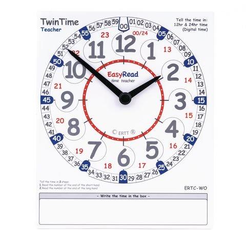 Teacher's Demonstration Clock