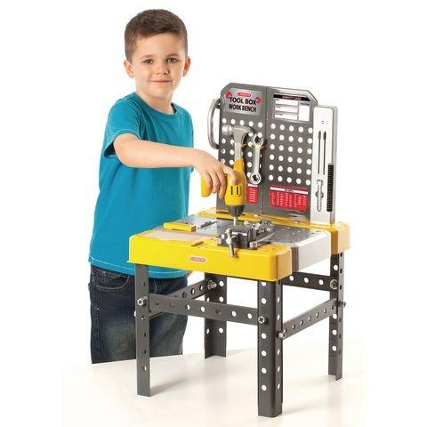 Kids Tool Set Work Bench
