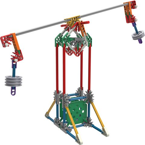 K'Nex STEM Explorations Pulleys