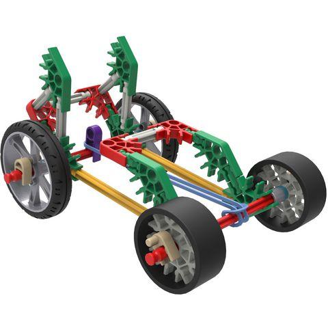 STEM Explorations Vehicles