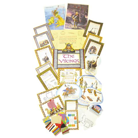 Vikings History Pack