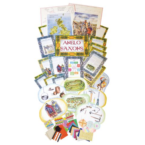 Anglo Saxons History Pack