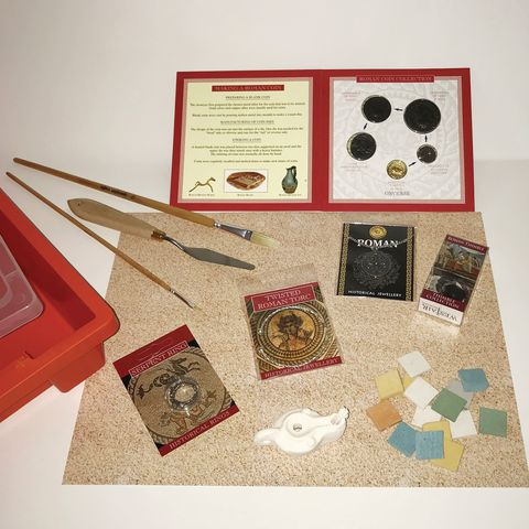 Roman Archeological Dig Pack