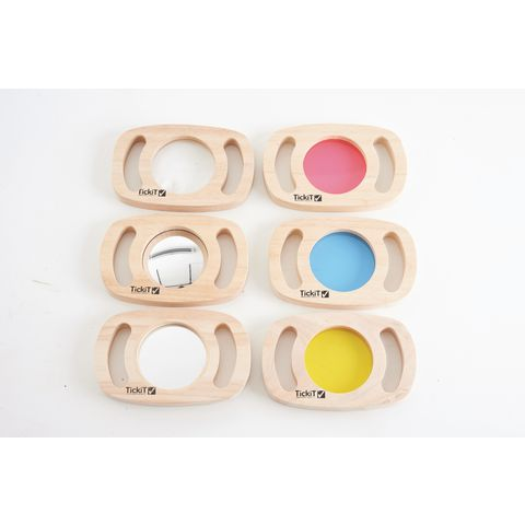 TickIt Easy Hold Discovery Set – Pack of 6 frames